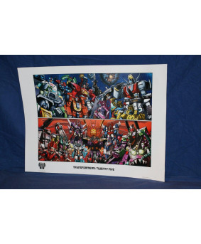 BOTCON 2009 Litho 25th Anniversary