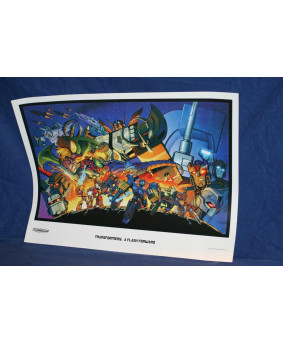 BOTCON 2012 Litho A Flash Forward