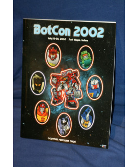 Botcon 2002 Program Guide